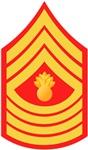 USMC - Master Gunnery Sergeant