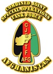 Combined Joint  SO Task Force - Afghanistan
