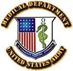 Army - DUI - US Army Medical Dept