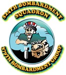 524th Bombardment Squadron - 379th Bomb Group