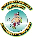 529th Bombardment Squadron - 380th Bomb Group