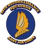 Army - Air - Corps - 89th Reconnaissance Squadron