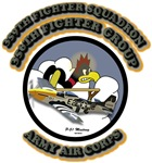359th Fighter Squadron - 356th Fighter Group