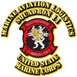 USMC - Marine Aviation Logistics Squadron 14