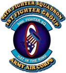 94th Fighter Squadron - 1st Fighter Group