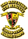 USMC - 3rd Battalion - 5th Marines