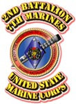 USMC - 2nd Battalion - 7th Marines