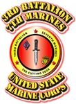 USMC - 3rd Battalion - 7th Marines