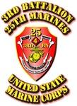 USMC - 3rd Battalion - 25th Marines