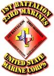 USMC - 1st Battalion - 23rd Marines