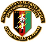 SOF - Afghan Security Force - Advisor