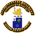 COA - 45th Infantry Regiment