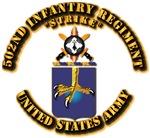 COA - 502nd Infantry Regiment