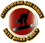 AAC - 413th Bomb Squadron,96th Bomb Group
