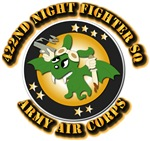 AAC - 422nd Night Fighter Squadron - 9th AAF
