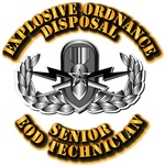Army - EOD Tech - Senior