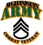 ARMY - SSG - Afghanistan - Combat Veteran