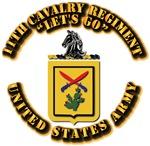 COA - 11th Cavalry Regiment