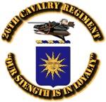 COA - 26th Cavalry Regiment