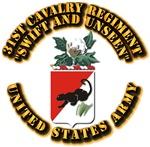 COA - 31st Cavalry Regiment