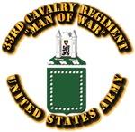 COA - 33rd Cavalry Regiment