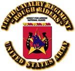 COA - 118th Cavalry Regiment