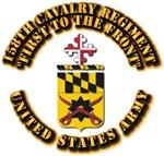 COA - 158th Cavalry Regiment