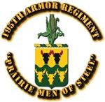 COA - 195th Armor Regiment