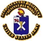 COA - 32nd Infantry Regiment