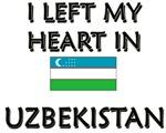 Flags of the World: Uzbekistan