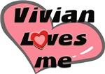 vivian loves me