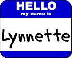 hello my name is lynnette