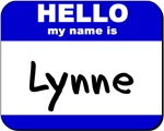 hello my name is lynne
