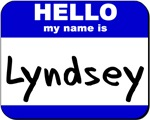 hello my name is lyndsey