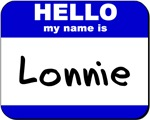 hello my name is lonnie