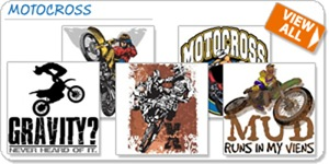 Motocross T-shirts and Gifts