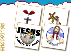 Religious T-Shirts and Gifts