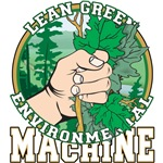 Lean Green Machine T-Shirts and Gifts