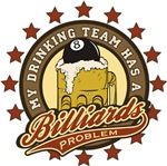 Billiards Drinking Team