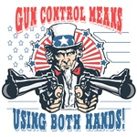 New Uncle Sam Gun Control Gun Rights Gear