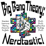 Big Bang Theory Fan Gear