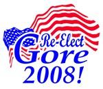 Re-elect  Gore 2008 Shop