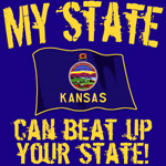 Kansas Can Beat Up...