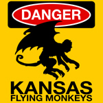 Danger: Flying Monkeys!