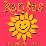 Kansas - Happy Sunflower