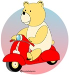 Scooter Bear