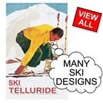 Huge selection of ski, skier, skiing & ski resort t-shirts, sweatshirts, hats & mugs.