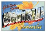 Montreal Canada Vintage Postcard