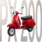 PX-200 Scooter