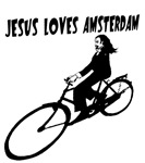 JESUS LOVES AMSTERDAM